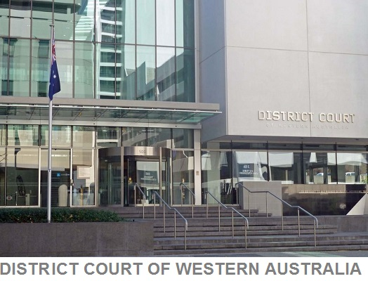 District Law Courts Perth